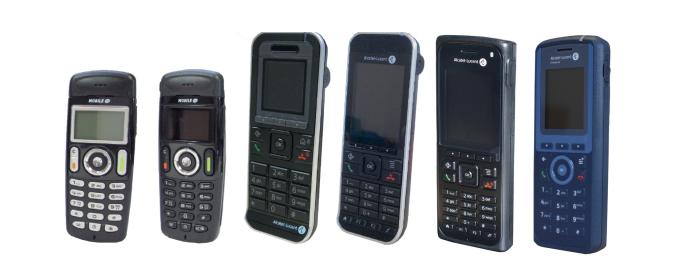 Mobile200, 300, 400, 500, 8232, 8242 Reparatur